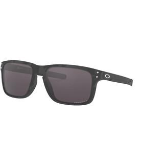 Oakley Holbrook Mix Lunettes de soleil, matte black camo/prizm grey polarized